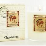 Bougies Senteurs : 1 Pays = 1 Parfum Geodesis
