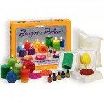 Des bougies pour les enfants avec le kit créatif Sentosphere !