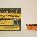 Le désodorisant naturel le plus ancien : le papier d'Arménie