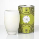 Bougies parfumées Marianne Guedin Coeur de Laitue