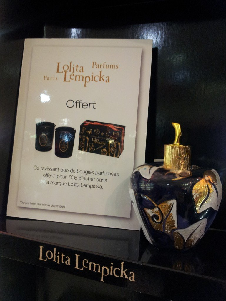 Parfum de Lolita Lempicka