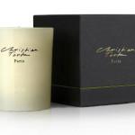 Bougies parfumées Christian Tortu