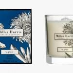 Bougie parfumée Miller Harris Pluie