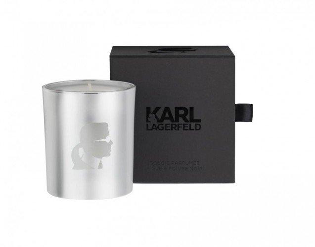 Bougie parfumée Karl Lagerfeld
