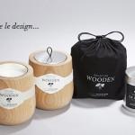 Bougies parfumées Gilles Dewavrin Wooden