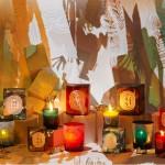 Bougies parfumées Paysages d'hiver