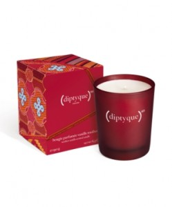 bougies dyptique red