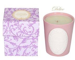 Collection des bougies parfumées Ladurée