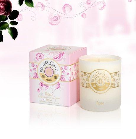 Bougie parfumée Roget & Gallet