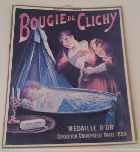 Bougie de Clichy