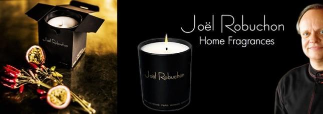 Bougie parfumée Joel Robuchon